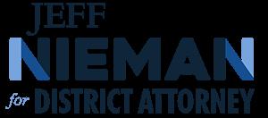 Jeff Nieman for District Attorney